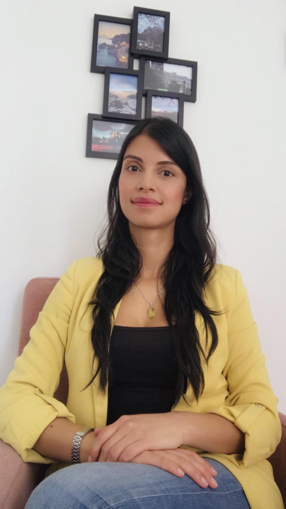 Ana Isabel Rincon Psicologa